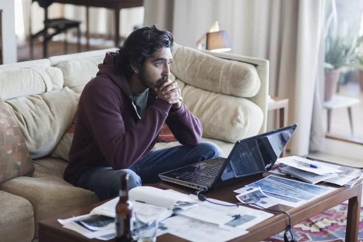 Dev Patel em cena de 'Lion' (Foto: Divulgação)