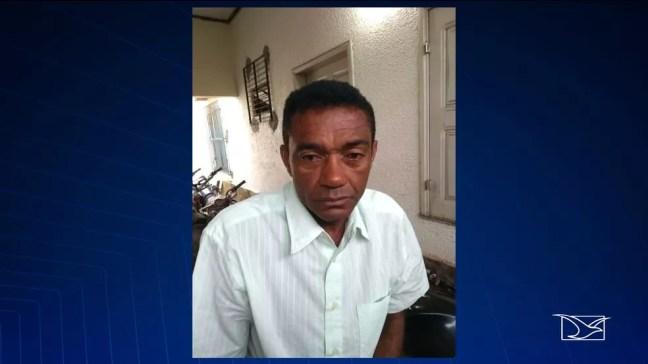 Miguel foi preso por suspeita de aliciar crianças e adolescentes através de um aplicativo de celular.  — Foto: Reprodução/TV Mirante