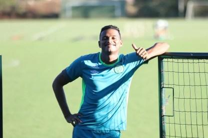 Reinaldo tem acerto verbal com São Paulo (Foto: Sirli Freitas/Chapecoense)
