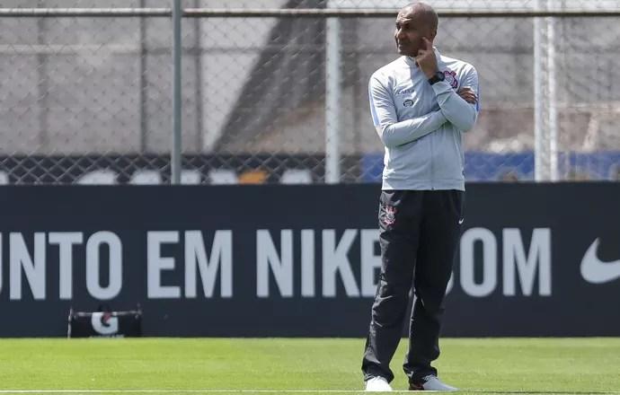 Cristóvão Borges Corinthians (Foto: Daniel Augusto Jr/Ag. Corinthians)