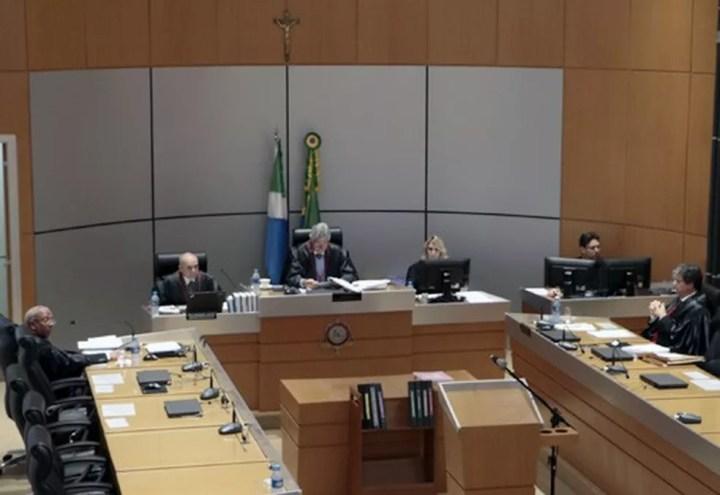 3ª Câmara Criminal de MS  — Foto: Tribunal de Justiça de MS/Divulgação