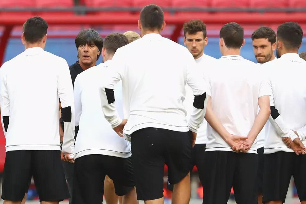 Joachim Löw promete mudanças na Alemanha diante do Chile (Foto: Getty Images)