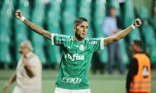 Coritiba Palmeiras Rafael Marques (Foto: Giuliano Gomes/ Agência PR PRESS)