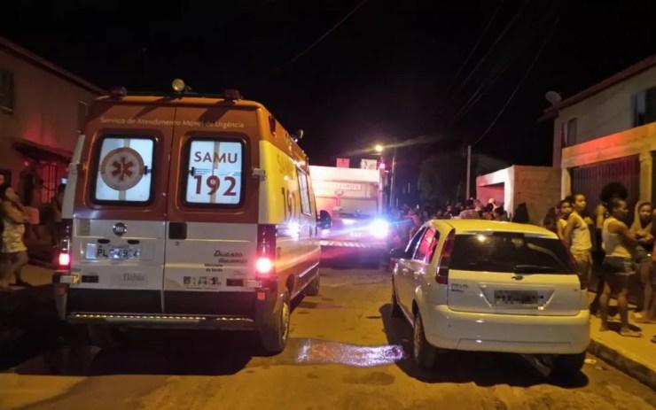 Caso aconteceu na noite de sexta-feira (9) — Foto: Divulgação/Blog do Sigi Vilares