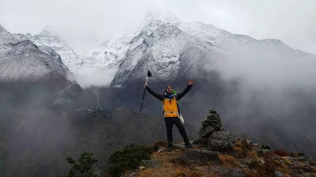Guia de comportamento responsável na montanha foi desenvolvido por Caio Queiroz (Foto: Divulgação)