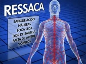 A bebida provoca uma série de alterações no organismo (Foto: Reprodução/EPTV)