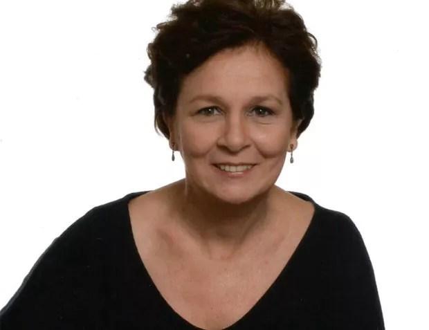 A atriz Cidinha Milan, de 70 anos, morreu de câncer (Foto: Arquivo pessoal)
