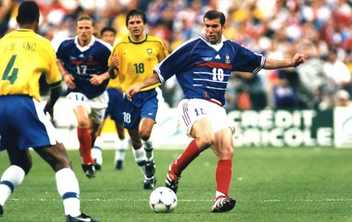 Resultado de imagem para copa de 1998
