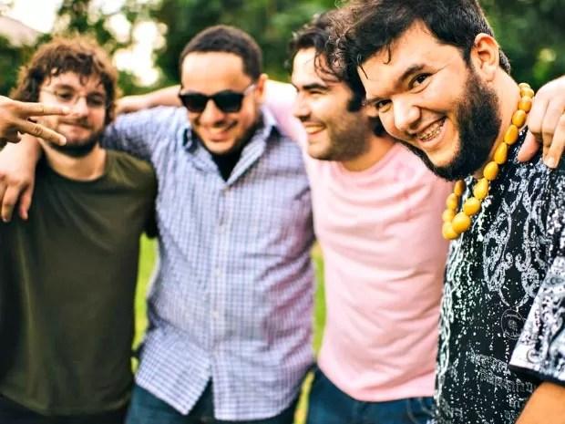 'Três dias', da banda acreana Os Descordantes, aparece em lista de site especializado (Foto: Nayara Menezes/Divulgação )