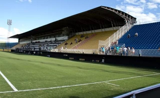 TR Estádio Nabi Abi Chedid dia (Foto: Fabio Moraes / Futura Press)