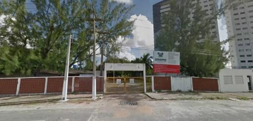 Escola Estadual José Fernandes Machado, Machadão, Ponta Negra Natal RN — Foto: Google Street View