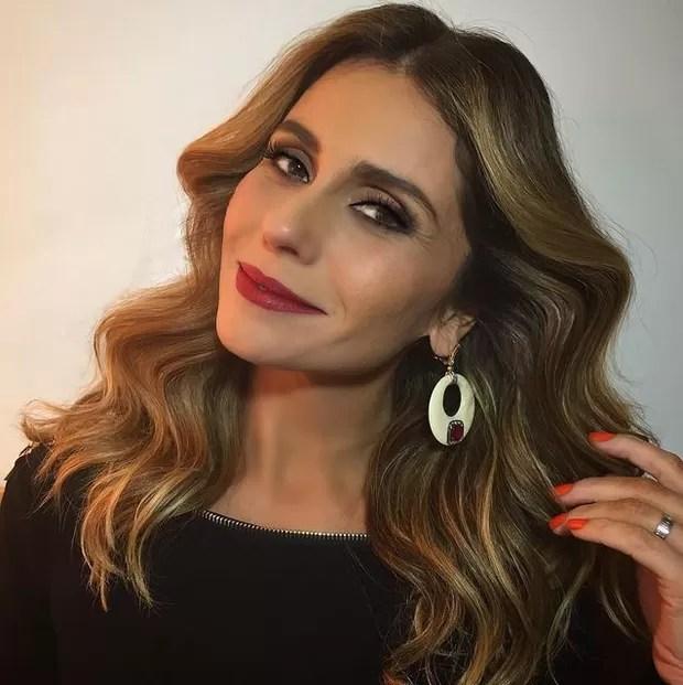 Giovanna Antonelli  (Foto: Reprodução do Instagram)