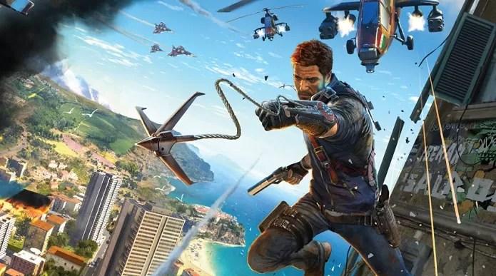Just Cause 3 será lançado para PS4, Xbox One e PC (Foto: Reprodução/GameInformer)