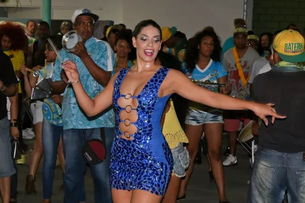 Nuelle Alves (Foto: Danilo Carvalho  / Ag Fio Condutor)