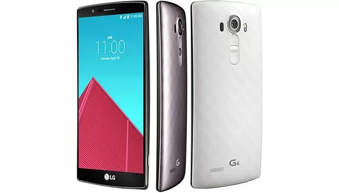 LG G4 (Foto: Divulgação/LG)