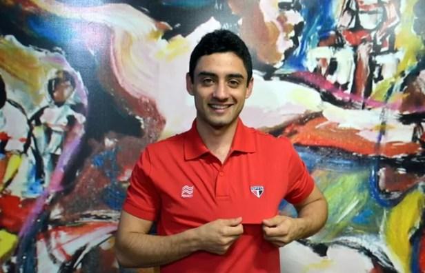 Daniel São Paulo (Foto: Site Oficial / saopaulofc.net)