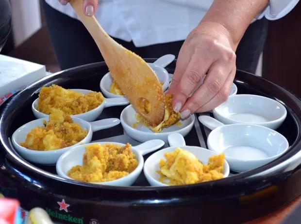 Monte Verde, Gastronomia, Restaurantes, Festival, Culinária, workshop (Foto: Daniela Ayres/ G1)
