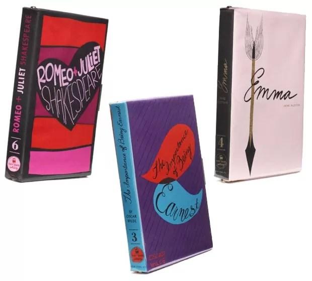 As bolsas-livro da Kate Spade, preço sob consulta (Foto: Divulgação)
