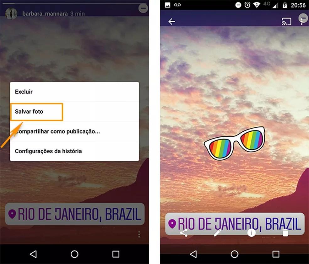 instagram02 Truques para dominar seus Stories postados no Instagram pelo Android