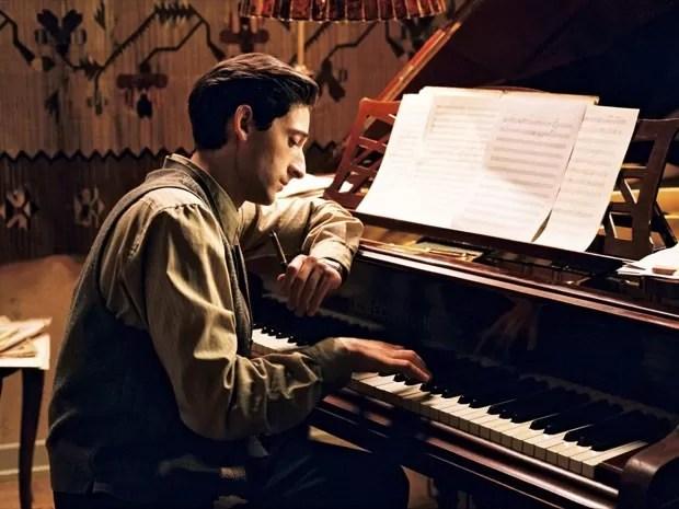 Cena do filme O Pianista (2002) (Foto: G1)