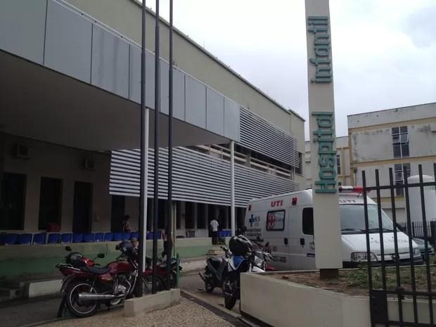 Hospital Infantil Lucídio Portela tem gerador com apenas seis meses de uso, mas que não funciona (Foto: Gilcilene Araújo/G1)