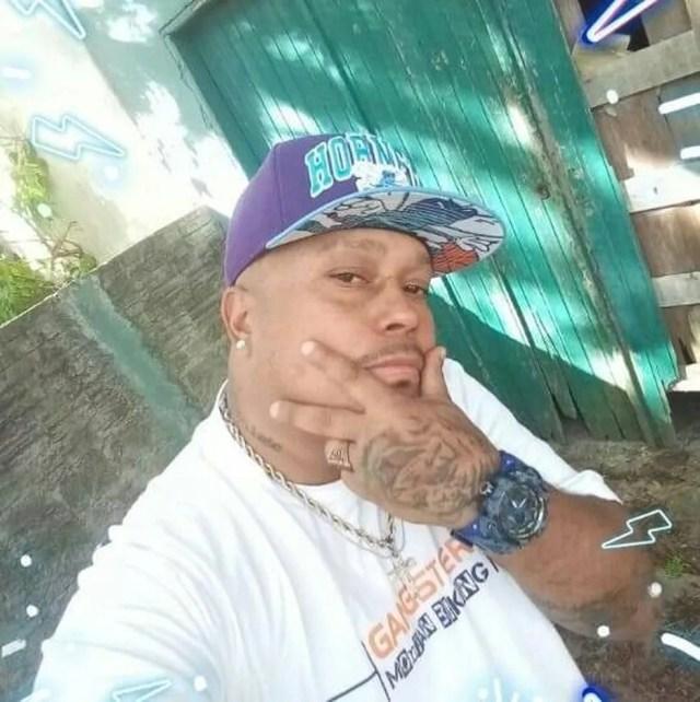 João Alberto Silveira Freitas, de 40 anos, foi espancado e morto por dois homens brancos em Porto Alegre. — Foto: Reprodução/Redes sociais