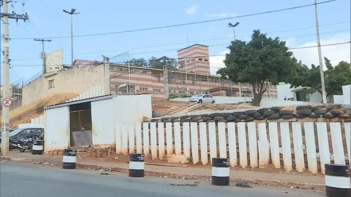 Ceresp Gameleira, em Belo Horizonte — Foto: Reprodução / TV Globo