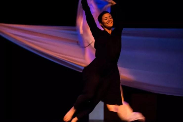 A apresentação dos artistas da Companhia de Danças de Diadema tem duração de 55 minutos (Foto: Divulgação)