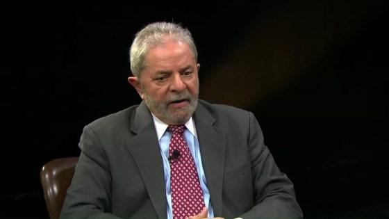 Lula foi condenado em ação da Operação Lava Jato em Curitiba (Foto: Reprodução GloboNews)
