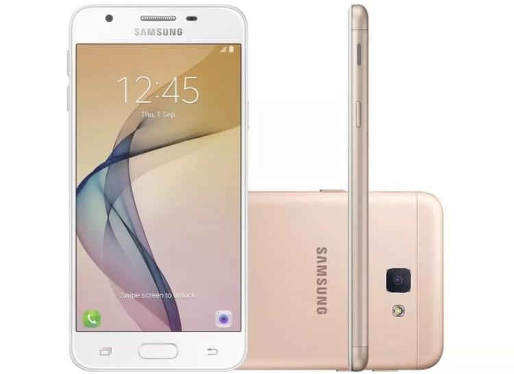 Samsung Galaxy J5 Prime — Foto: Divulgação / Samsung