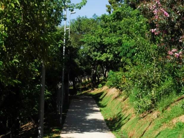 Parque Natural do Ouro Fino é considerado o mais bonito de Sorocaba (Foto: Divulgação/Prefeitura de Sorocaba)
