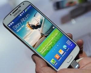 O novo smartphone da Samsung foi revelado em evento em Nova York (Foto: Don Emmert/AFP)