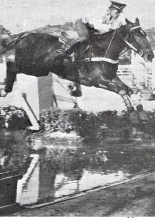 Chico Leite foi um dos principais cavaleiros de seu tempo (Foto: Reprodução/Arquivo de família)
