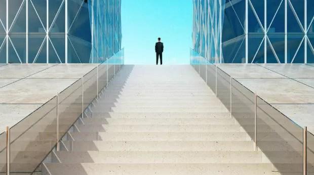 escada, crescimento, empresas, empreendedor (Foto: Divulgação)