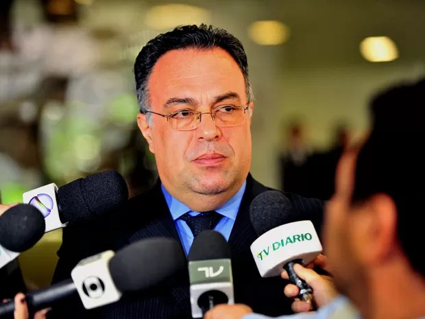 O deputado André Vargas (PT-PR)  (Foto: Roberto Stuckert / PR)