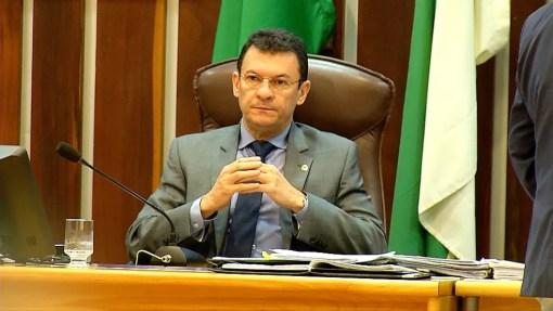Dison Lisboa foi condenado por crimes à frente da Prefeitura de Goianinha (Foto: Reprodução / Inter TV Cabugi)