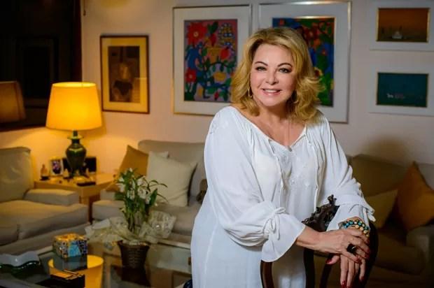 Vera Gimenez (Foto: Fabio Cordeiro/ Ed. Globo)