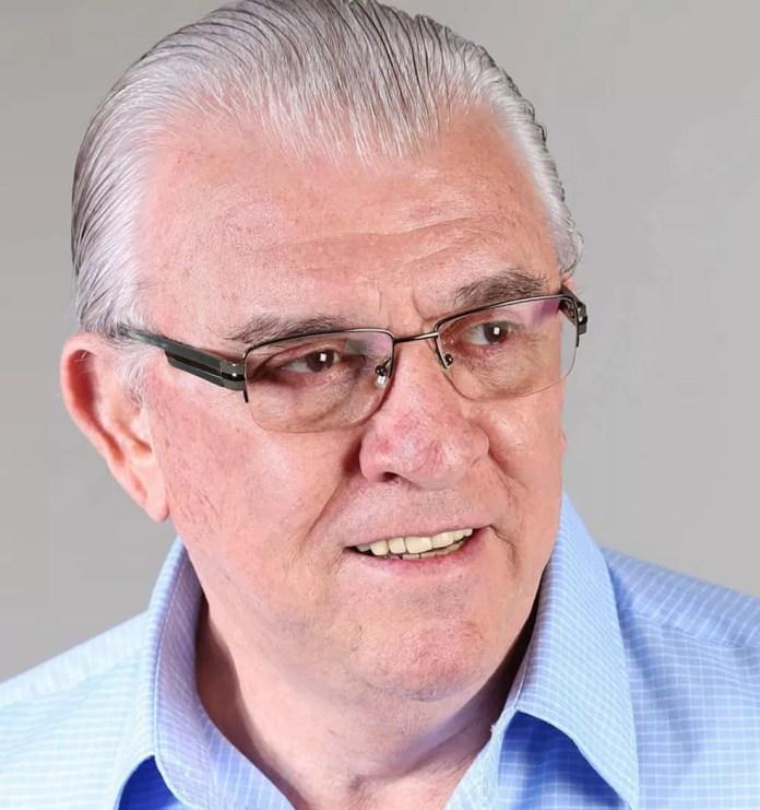 Moreira Mendes foi ex-senador e ex-deputado federal por Rondônia (Foto: Facebook/Reprodução)