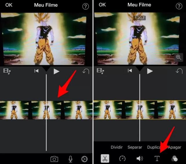 Toque duas vezes em cima do vídeo (Foto: Reprodução/Lucas Mendes)
