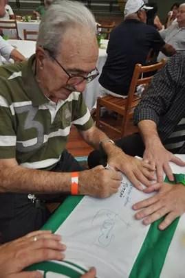 Turcão Palmeiras São Paulo (Foto: Divulgação / Site oficial do Palmeiras)