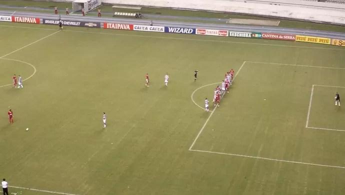 paysandu x boa esporte (Foto: GloboEsporte.com)