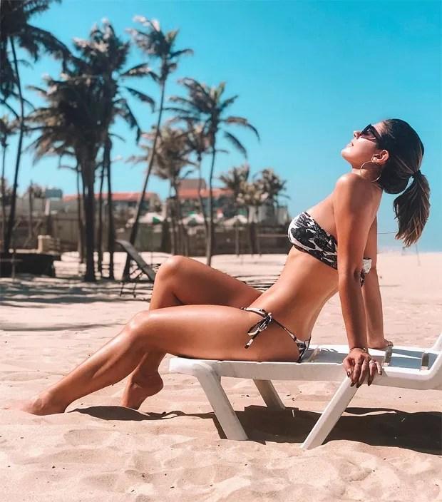 Vivian Amorim (Foto: Reprodução / Instagram)