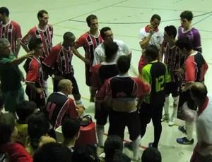 Paulo  Mendonça, treinador do JP Futsal (Foto: Divulgação)