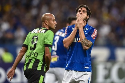 Hudson não vai permanecer no Cruzeiro (Foto: Agênica I7/Mineirão)