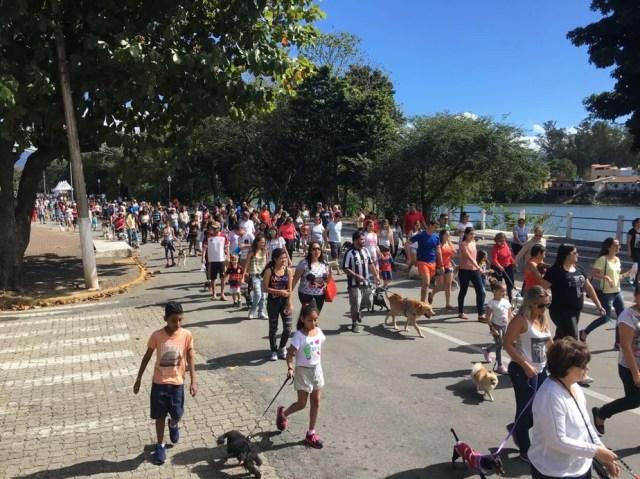 4ª Caminhada do Amicão anima domingo em Resende, RJ