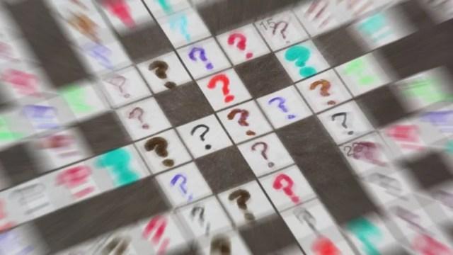 As palavras cruzadas podem enganar o mais inteligente dos humanos, mas como será que uma máquina se sairia? — Foto: GETTY IMAGES via BBC