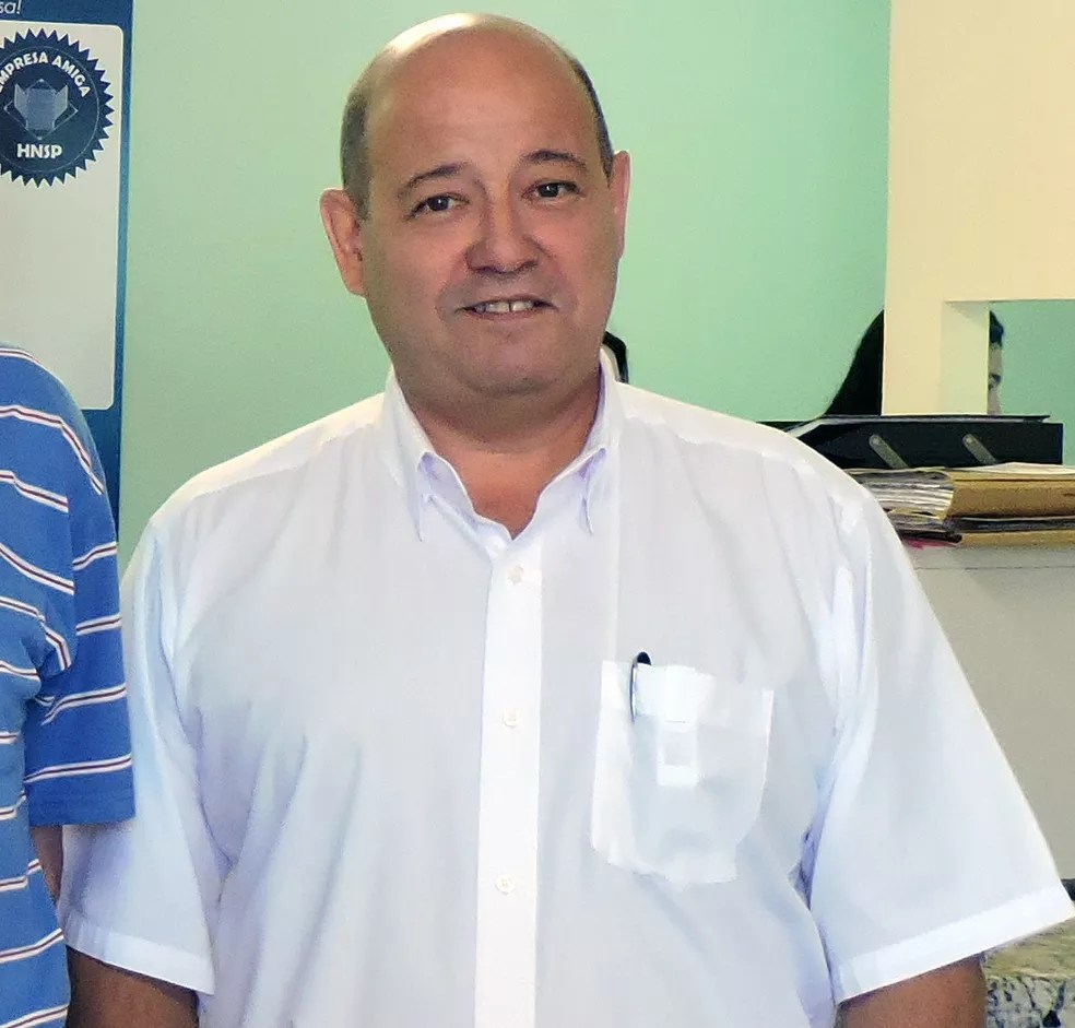 Médico responsável pela cirurgia, o urologista Daniel Molinar, explicou sobre o procedimento realizado em hospital de Lençóis Paulista (Foto: Hospital Nossa Senhora da Piedade/Divulgação)