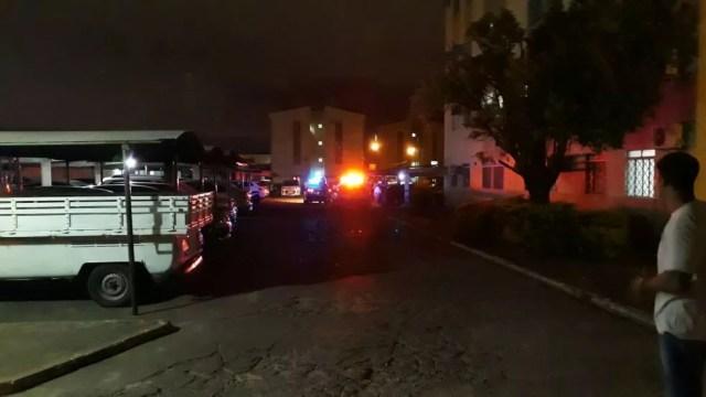 Mulher que atropelou adolescente foi detida em um condomínio no Bairro do Porto, em Cuiabá (Foto: Polícia Militar de MT)