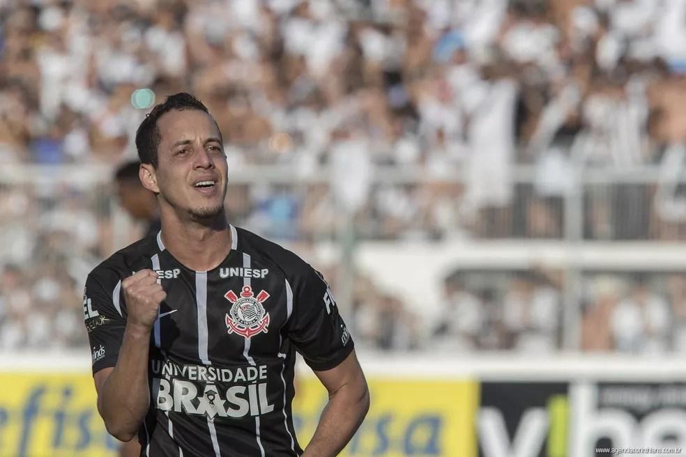 São Paulo assiste à partida do Corinthians com o Universidad de Chile (Foto: Divulgação/Agência Corinthians )