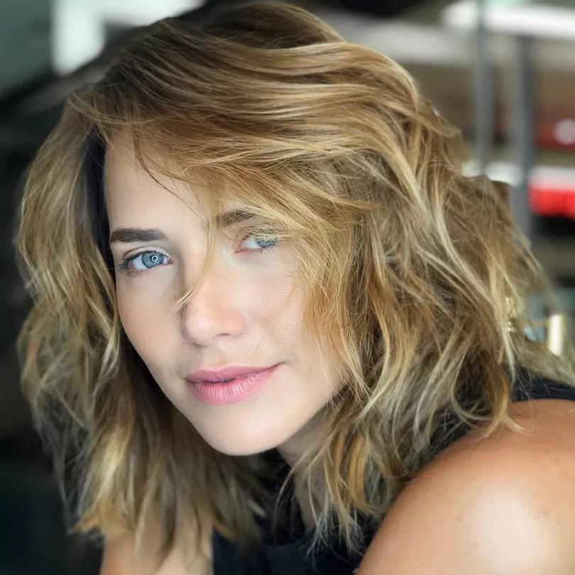 Letícia Colin muda o visual e recebe elogios de seguidores | Famosos | Gshow